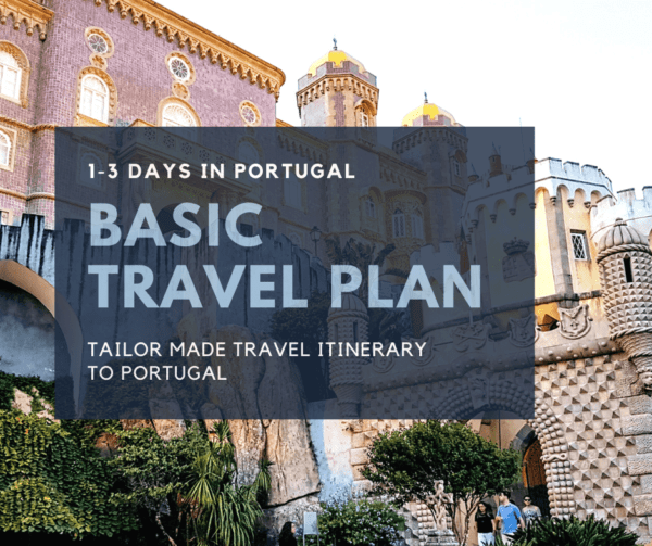 basic travel plan to portugal and portugal travel itinerary
