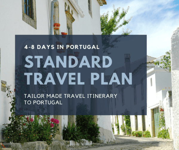 standard travel plan to portugal and portugal travel itinerary