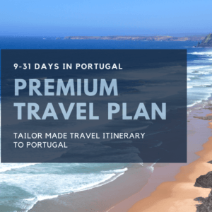 premium travel plan to portugal and portugal travel itinerary