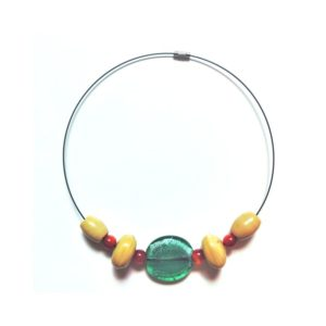 Handmade necklace by ATELIER ALEGRE