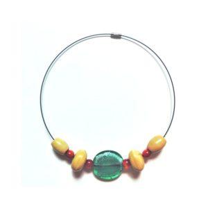 Handmade necklace by ATELIER ALEGRE